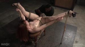 Ginger Whacks [2016,girls,BDSM,Bondage,Humiliation][Eng]