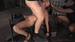Spunky Marley Blaze gets restrained [Marley Blaze,Bondage,BDSM,Domination][Eng]