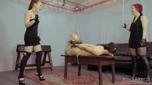 Three brutal punishments [2017,FemDom,Mistresses,BDSM][Eng]
