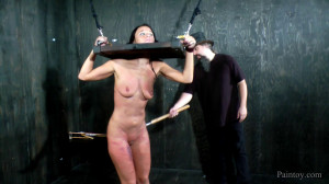 Orgasms Paddles And Clamps [2015,Paintoy,London River,Humiliation,Spanking,Torture][Eng]