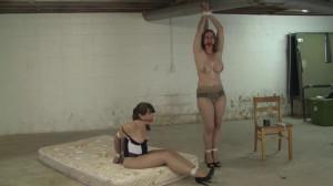Pepper Sterling and Elizabeth Andrews - Two Secretaries Bound Over and Over Ag [2021,Rope,BDSM,Bondage][Eng]
