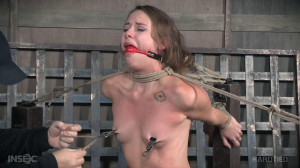 Zoey Laine - Tickle Whipped [Zoey Laine,Torture,Caning,Tears][Eng]