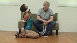 Stacey - I Bet I Can Get Out Of That [2021,Rope,BDSM,Bondage][Eng]