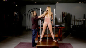 Crash Test Slave [2016,Paintoy,Ashley Lane,Spanking,Pain,Humiliation][Eng]