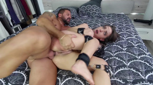 Manea Valentina - New tiny french dominant girl who humiliates for her first anal [2021,BDSM,Manea Valentina,Deep Throat,Natural Tits,Ass To Mouth][Eng]