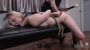 Dungeon Corp -  Lily Rader - The Submissive Specimen [2018,Dungeon Corp,Lily Rader,BDSM,punishment,steel][Eng]