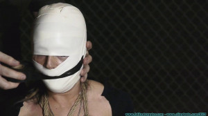 Gag Interrogation for Adara [2017,Bondage,Torture][Eng]