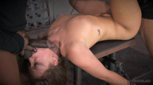 Bdsm Anal Slave Treatment - Maddy O'Reilly [Big Dick,Interracial,Extreme Rough Sex][Eng]
