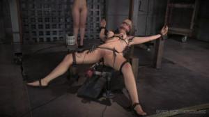 Winnie the Hun Part 1 - Winnie Rider, Amy Faye [2014,Spanking,Rope Bondage,BDSM][Eng]