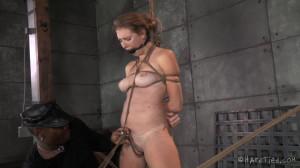 HT - A Screaming Ashley - Ashley Lane, Jack Hammer [2014,Ashley Lane,Humilation,BDSM,Domination][Eng]
