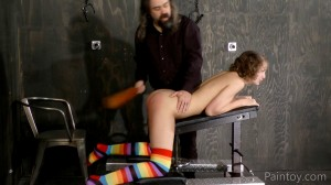 Spanked Paddled And Abused [2015,Paintoy,Spanking,Humiliation,Torture][Eng]
