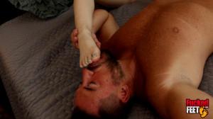 Hazel Moore [FuckedFeet,Hazel Moore,Young,Big Natural Tits,Brunette][Eng]