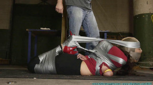 HD Bdsm Sex Videos Tape Breast Bondage, and a Tight Hogtaping For Summer! Part 2 [2020,FutileStruggles,All Natural ,High Heels,Sweater Fetish ][Eng]