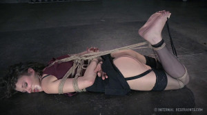 IR - Chatter Bitch, Part One - Bonnie Day [2014,Bonnie Day,Fetish,Humiliation,Spanking][Eng]