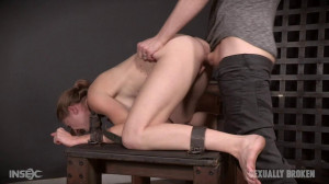 SexuallyBroken - Ashley Lane - Cock Crunch [BDSM][Eng]