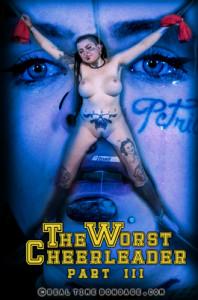 The Worst Cheerleader Part 3 - Luna LaVey [2020,Bondage,BDSM,torture][Eng]