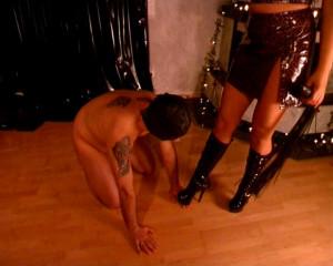 Male anal fuck slut [2005,Small Talk,Spanking,BDSM,Fem Dom][Ger]