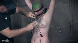 Paige Pierce Takes The Pain And The Orgasms! [2017,Torture,Submission,BDSM][Eng]