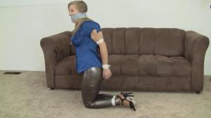 Madison Price - TV Trickery Hogtie [2021,Rope,Bondage,BDSM][Eng]