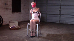 Emotions exploded inside my body making me barely standing [2021,BDSM,Bondage,Rope][Eng]