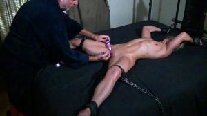 Isometric Hold [2019,Bondage,Rope,torture][Eng]