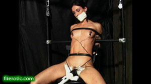 Wenona Chair Bound [2019,Rope,Bondage,torture][Eng]