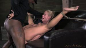 Milf-Tastic Simone Sonay Roughy Fucked By Black Cock [Sexuallybroken][Eng]