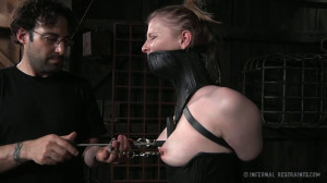 Super bondage, spanking, hogtie and torture for beautiful girl [2020][Eng]