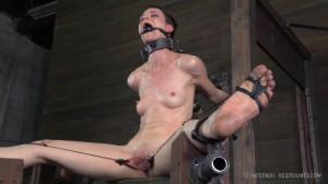 Stuck in Bondage, Again - Hazel Hypnotic, Cyd Black [Submission,Spanking,Bondage][Eng]