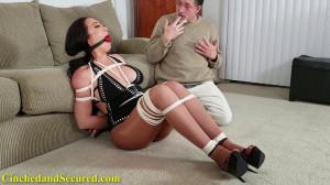 Nyssa's Magic Ropes [2021,Rope,Bondage,BDSM][Eng]