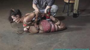 HD Bdsm Sex Videos Summer Hogtied Tight! Part 3 [2020,FutileStruggles,All Natural ,Bondage ,Rope Bondage ][Eng]
