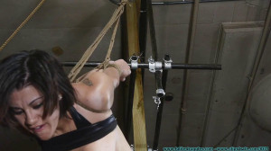Sahrye Captured, Bound, Gagged, Clamped! - Part 1 [2020, ethnic, Super , cleave gag][Eng]