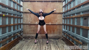 Packaged In The Box Truck [2021,Rope,Bondage,BDSM][Eng]