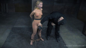Babyfaced [2015,InfernalRestraints,Alina West,Torture,BDSM,Humilation][Eng]
