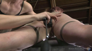 Pain is Love Part 4  - Bella Rossi and Rain DeGrey [2014,BDSM,Domination,Submission][Eng]