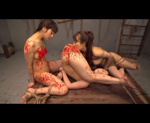 Torture Triple X Itsuki Karin Mizuna Rei Misaki Yui [2014,Bondage,Humilation,Bdsm][Eng]