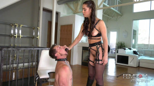 Alina Lopez - The Ride of Your Life [Alina Lopez,FaceSitting,Femdom,Pussy Licking][Eng]