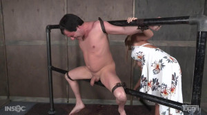 Fisted [2018,Marcelo,Vibrator,Whipping,Ejaculation][Eng]