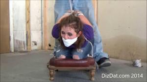 Lela Beryl [2016,Humiliation,Roped,Bondage][Eng]