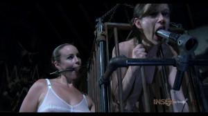 Hybristophilia  Episode 3 - The Gallery  Hazel Hypnotic, Bella Rossi [2018,Torture,Flagellation,Spanking][Eng]
