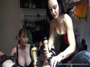 Custom Video: She's Got Shiny Legs Fin [Rope,BDSM,Bondage][Eng]