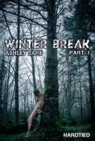 Winter Break Part 1 - Ashley Lane [2018,Rope Bondage,BDSM,Bondage][Eng]
