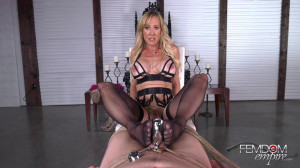 Brandi Love - Owned By Milf [2019,Femdom ,Foot Fetish,Foot Domination][Eng]