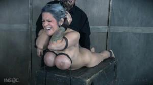Tit Trap - Alyssa Lynn [2017,Spanking,BDSM,Submission][Eng]