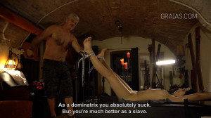The Dominatrix part 2 Do Whatever You Want To Me [Eng]