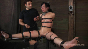 Queen of Pain - Elise Graves [2013,Rope Bondage,Domination,Submission][Eng]