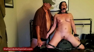 Wenona Sybian Handjob [BDSM,torture,Bondage][Eng]