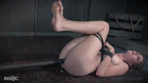 Ashley Lane Locked [2018,Bondage,BDSM,Tattoo][Eng]