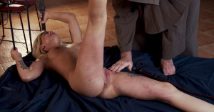 Brutal experience for cute slave Mia [2020,Mia,Humiliation,Torture,Pain][Eng]