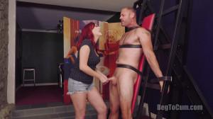 Controlling The House Slave [2017,Femdom,Bondage,Orgasm Denial][Eng]